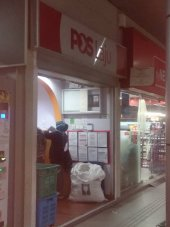 Pos Malaysia Ampang business logo picture