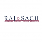 Raj & Sach business logo picture