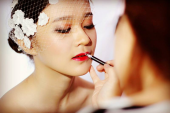 Sandara Liaw Make-up Artist business logo picture