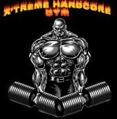Xtreme Hardcore Gym business logo picture