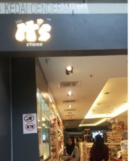 Yes Its Store Nu Sentral Gift Shop In Kuala Lumpur