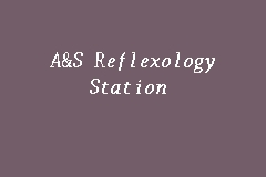 A&S Reflexology Station business logo picture