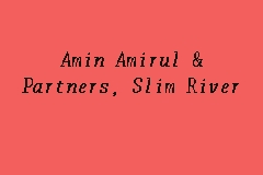 Amin Amirul & Partners, Slim River business logo picture