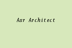 Asr Architect business logo picture