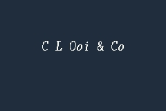 C L Ooi & Co business logo picture