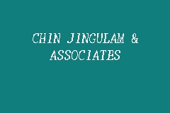 CHIN JINGULAM & ASSOCIATES business logo picture
