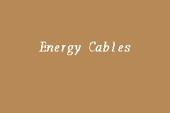 Energy Cables business logo picture
