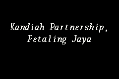 Kandiah Partnership, Petaling Jaya business logo picture