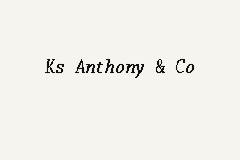 Ks Anthony & Co business logo picture