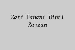5929accdf Zati Hanani Binti Ramzan