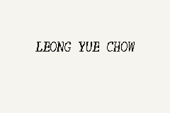 LEONG YUE CHOW business logo picture
