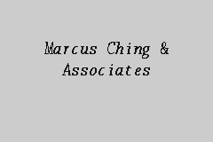 Marcus Ching & Associates business logo picture