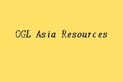 OGL Asia Resources business logo picture