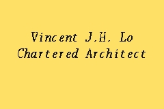 Vincent J.H. Lo Chartered Architect